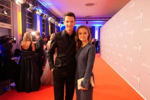 Sabin Tambrea und Sonja Gerhardt