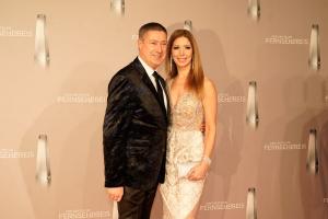 Joachim Llambi und seine Frau