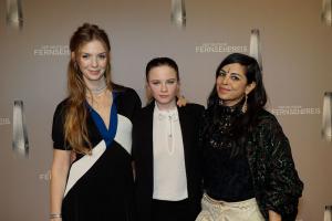 Pheline Roggan, Jasna Fritzi Bauer und Collien Ulmen-Fernandes