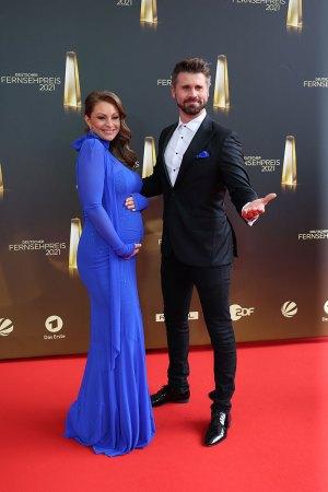 Thore Schölermann und Frau