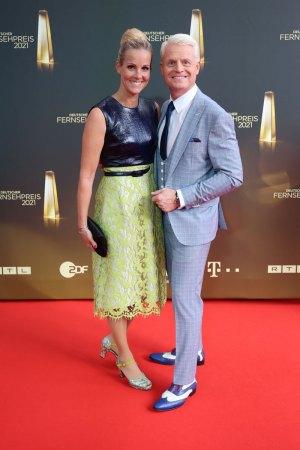 Guido Cantz mit Frau