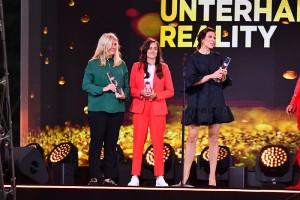 Kirsten Petersen, Irina Schlauch und Nina Klink