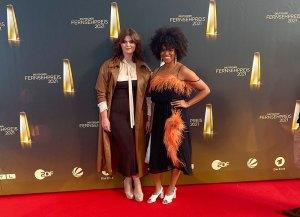 Sophie Passmann und Aminata Belli