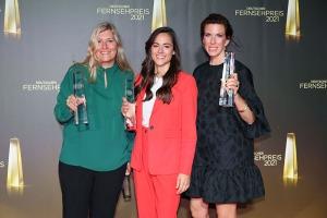 Kirsten Petersen, Irina Schlauch und Nina Klink - Beste Unterhaltung Reality