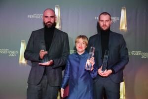 Daniel Sonnabend, Pola Beck und Carlos V. Irmscher - Beste Comedy-Serie