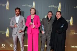 Oliver Hoese, Maria Schicker, Gregor Eckstein, Jeanette Latzelsberger - Beste Ausstattung Fiktion