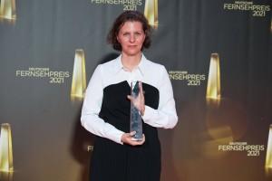 Jantje Friese für Dark - Bestes Buch Fiktion