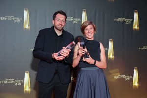Kaja Manenbach und Michael König, ZDF Magazin Royale - Beste Ausstattung Unterhaltung