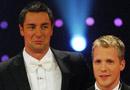 Marco Schreyl und Oliver Pocher