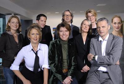 Die Jury des DEUTSCHEN FERNSEHPREISES 2008