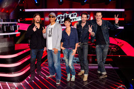 2012 Beste Unterhaltung Show The Voice Of Germany Deutscher