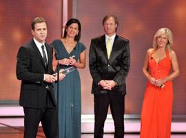 Ehrenpreis 2010 für unsere Nationalmannschaft
