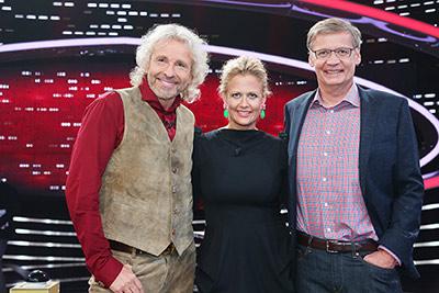 Barbara Schöneberger - Die 2 - Gottschalk und Jauch gegen Alle (Foto: RTL)