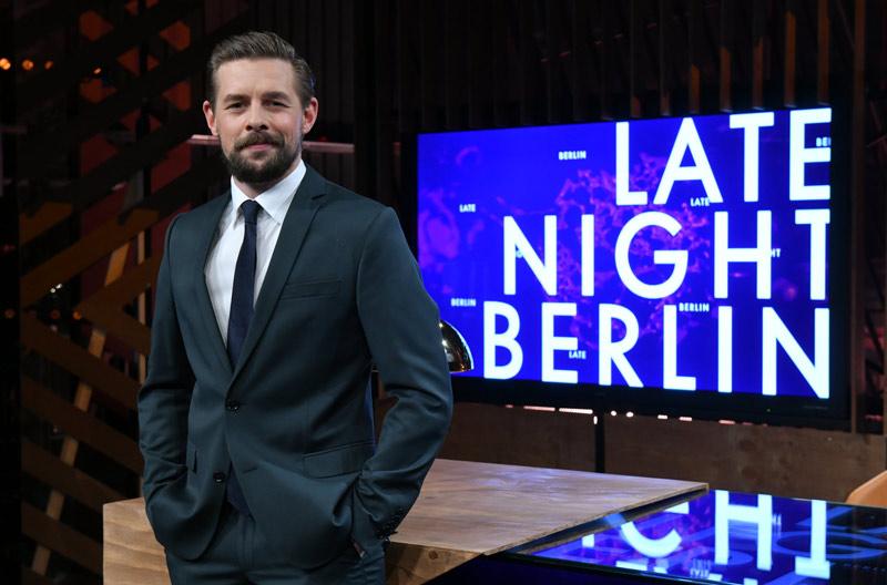 Beste Unterhaltung Late Night