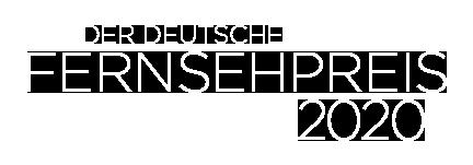 Deutscher Fernsehpreis 2020 Logo